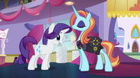 Rarity -I would expect nothing less- S5E14