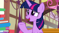 """Twilight Sparkle """"is it really that bad?"""" S8E18"""