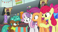 """Apple Bloom """"what if you took a little break?"""" S9E22"""
