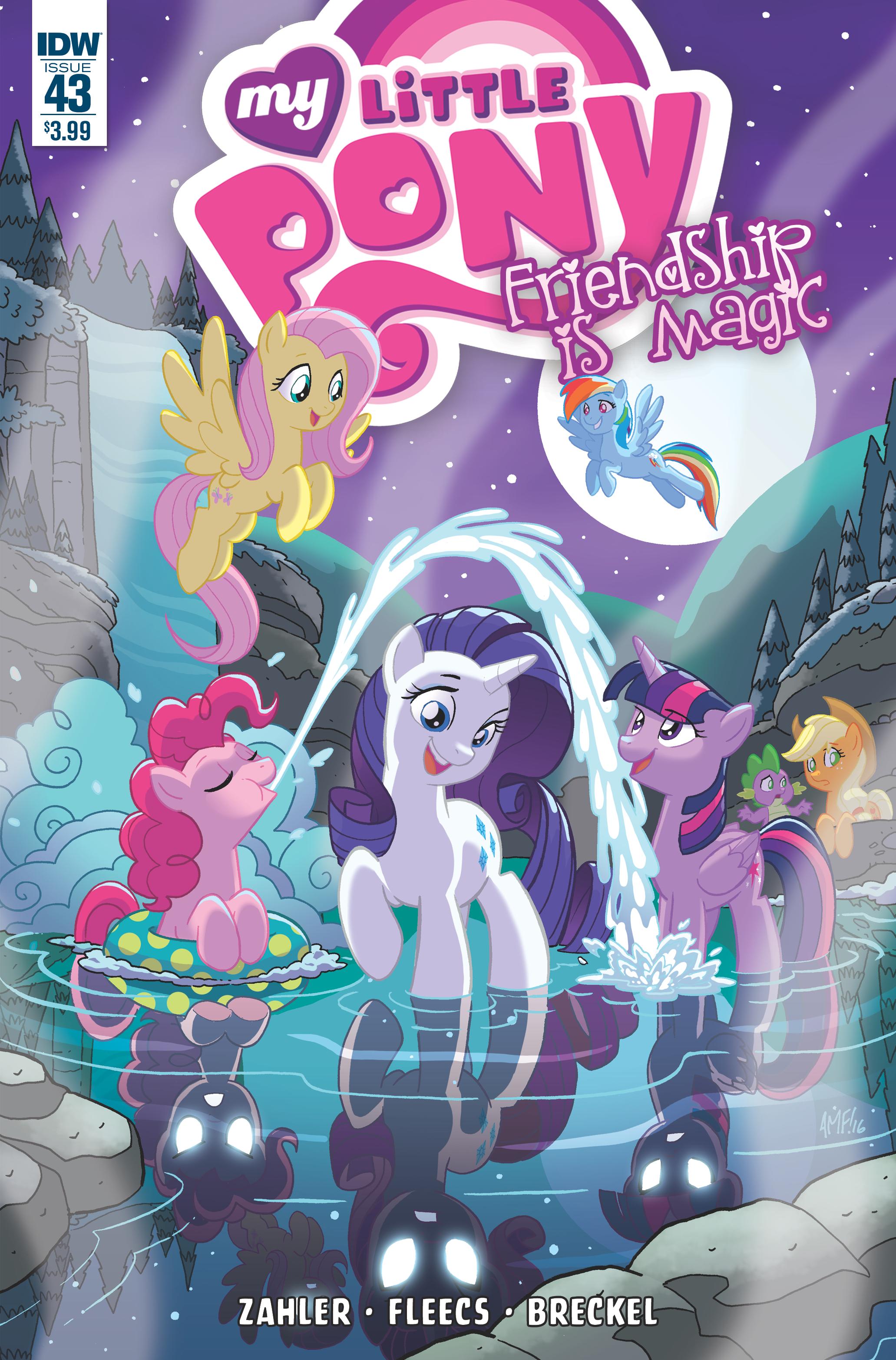Ponies of Dark Water