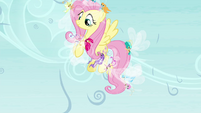 Fluttershy gathers Breezies together S4E16