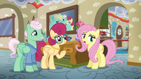 """Fluttershy sighing """"I know"""" S6E11"""
