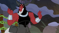 "Lord Tirek ""those prissy ponies"" S9E8"
