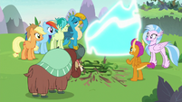 Ocellus transforming back to normal S8E9