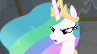 """Princess Celestia """"I'm upset because"""" S8E7"""