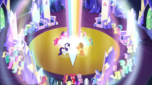 Rainbow shoots up from the floor S4E26.png