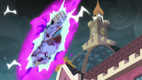 Rift showing Berryshine running in the spa EG3