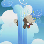 S05E25 Dumb-Bell wpada w kolumnę.png