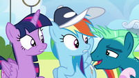"""Sky Stinger """"thought I blew you away"""" S6E24"""