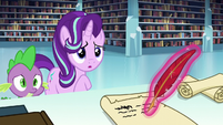 """Starlight """"Is there anything I can do?"""" S6E2"""