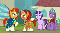 """Stellar Flare with """"big plans!"""" S8E8"""