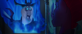 """Storm King """"so that would be a yes"""" MLPTM"""