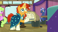 """Sunburst """"must be specific and exact"""" S9E16"""