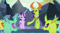 """Thorax """"Starlight, how do you feel about"""" S7E1"""
