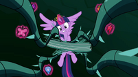 Vines spinning around Twilight S4E2
