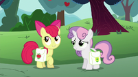 "Apple Bloom ""the Apples usually do"" S6E14"