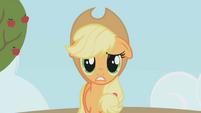Applejack worried S1E04