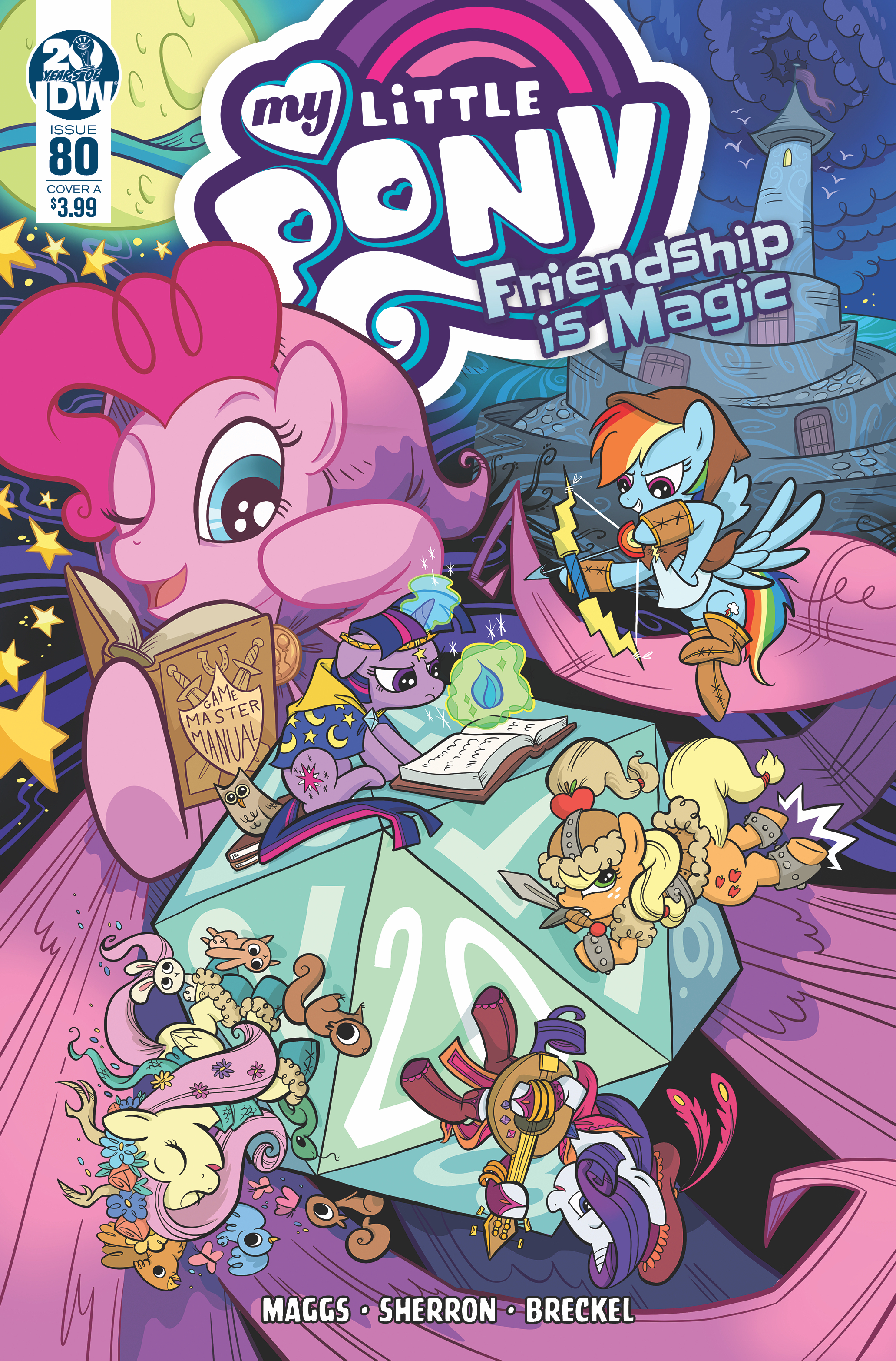 Friendship is Magic Issue 80
