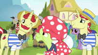 Flam -thirty with a favorable breeze- S4E20