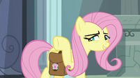 """Fluttershy """"Daring Do and the Sapphire Statue"""" S9E21"""