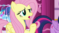 """Fluttershy """"what facts are those?"""" S7E19"""