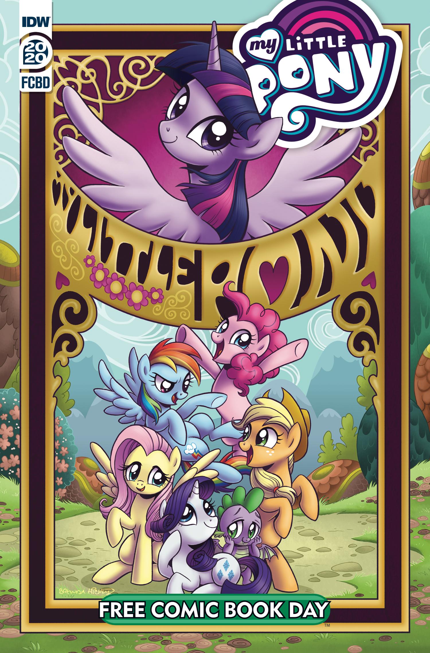 Friendship is Magic: Free Comic Book Day