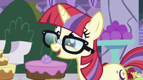 Moon Dancer asks if Twilight is coming S5E12