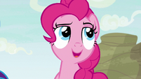 "Pinkie Pie ""Royal Order of Party Planners"" S9E6"