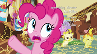 """Pinkie Pie """"a little too sneeze-abratory"""" S7E19"""