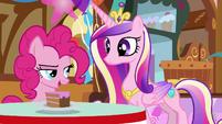 """Pinkie Pie """"piece of cake!"""" S5E19"""