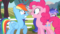 Pinkie Pie 'Cider was great' S2E15