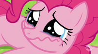 Pinkie about to cry S3E7