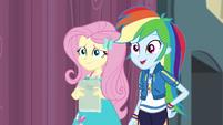 "Rainbow Dash ""of course!"" CYOE4"