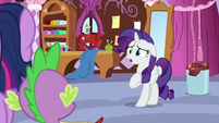 Rarity --I don't know if I'll ever be able-- S6E22