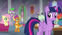 """Smolder """"how many pages?"""" S9E9"""