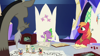 """Spike """"the best thing ever!"""" S6E17"""