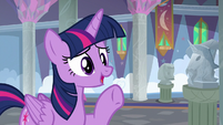 "Twilight Sparkle ""can I count on you?"" S8E1"