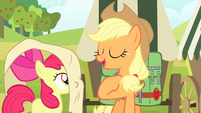 "Applejack ""Just a little list of helpful reminders"" S4E17"