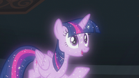 """Astral Twilight """"you were more concerned"""" S8E22"""