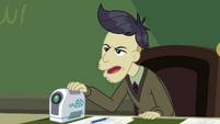 "Cranky Doodle ""my projector"" CYOE10b"