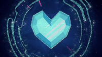 Crystal Heart pulsing with power BFHHS5