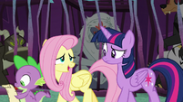 """Fluttershy """"I don't think it's magical"""" S8E26"""
