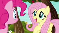 """Fluttershy """"or that we're gonna play Appleloosa"""" S6E18"""