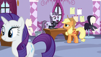 Inky Rose -it's to create a distressed look- S7E9