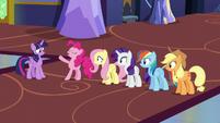 "Pinkie ""Making friends is always fun"" S5E11"