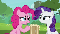 """Pinkie Pie """"couldn't have done it without you"""" S6E3"""