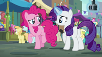 Pinkie Pie --going to be so excited-- S6E3