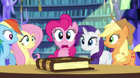 Pinkie Pie -not the sirens!- EG2