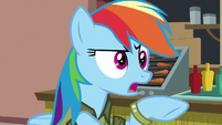 "Rainbow Dash ""A. K. Yearling is awesome"" S6E13"