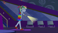 Rainbow looks for magic on her own EGSB